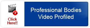 Professional Bodies Video Profiled